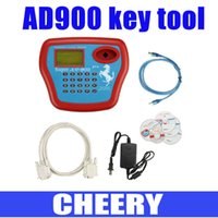 Wholesale DHL Super AD900 transponder Auto Key Programmer with D Function AD PRO AD900 car key copy tool