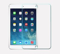 Wholesale for Ipad Pro Air Air Mini Mini Mini Mini Tempered Glass MM D H Screen Protector