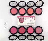 Wholesale 2016 HOT KYLIE Makeup Face KY168 Blush different color g