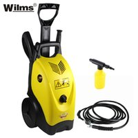 Wholesale Household wilms portable washing machine car wash device high pressure cleaner v induction motor kr120