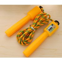 Wholesale Professional Bearing Counter Jump Rope M Slimming Rope Skipping Crossfit Fitness Equipment Skipping Rope Jumping