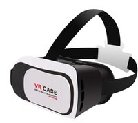 android galaxy cases - VR D Case D Glasses Virtual Reality Headset VR For Smartphones iPhone plus Samsung Galaxy IOS Android