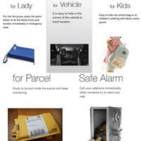 Wholesale 2016 Micro Rastreador GPS Tracker Mini Collar SOS Waterproof GSM GPRS WiFi Locator For Kids Pet Cat Dog Bag Bike Car Tracking