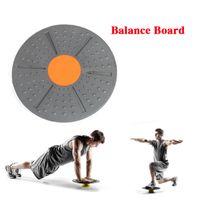 balance coordination - Antiskid Fitness Balance Board Coordination Rehabilitation Sense System