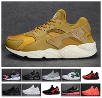 beautiful men body - High quality beautiful couple shoes Huaraches Running Shoes Brand Breathable Huaraches Pomo Trainers Eur Size