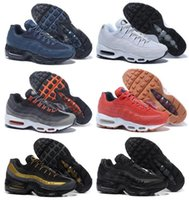 aires air - New Air Hot Max95 OG Greedy Retro Men s Sports Running Shoes Cheap Original Aires max95 OG Neon Green Black Men Sneakers Size US7