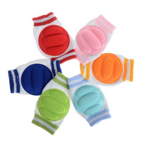 Wholesale New Popular Baby Kids Safety Crawling Elbow Cushion Infants Toddlers Knee Pad R571