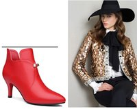 almond toe platform pumps - Women s Shoes Short Boots Stilettos Pointed Shoes High Heeled Platform Heel Faux Jewels Deep Dress Shoes Leather Shoes