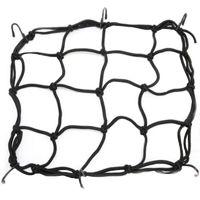 Wholesale Motorcycle Bike ATV Bungee Tank Helmet Web Cords Mesh Cargo Net Hook M00004