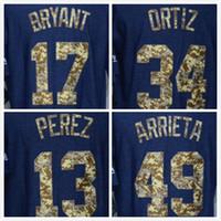 american jake - Welcome to order Bryant jerseys David Ortiz Salvador Perez Jake Arrieta American Baseball Jerseys
