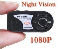 Wholesale mini dv mini camera MP smallest DV Real P IR Night Vision Camcorder hot sale