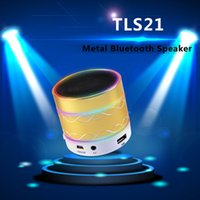 audio gift goods - good quanlity Colorful new products high quality hifi portable wireless bluetooth speaker mini radio fm gift subwoofer