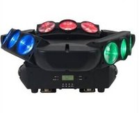 Wholesale LED DJ Moving Head Light Trikaos CREE LED lamp w RGBW in1 LED Spider Light