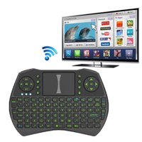 i9 - I9 Mini Fly Air Mouse Green Backlight G PC Gaming Keyboards Remote Controlers touchpad for PC Notebook Android TV Box