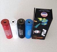 av electronics - Newest Able Star Wars Mod AV style Mech Electronic Cigarette Clone fit Battery StarWars AV Mechanical Mod vs Scndrl TVL Vapor Mech Mod
