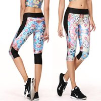 Wholesale Women Workout Sports Yoga Leggings Bodybuilding And Running Fitness Clothing Gym Lulu Pants Girls Slim Clothes For Female Sport