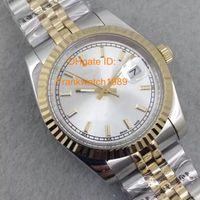 best slate - High Quality Luxury Wristwatches Slate Black Dial Roman Mark mm K Gold Men s Watch Gentleman Wristwatch Best Gift Style