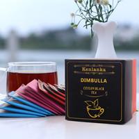 Wholesale Kenlanka Sri Lanka Royal Ceylon Variety Pack of Four Flavors Tea Bags Count oz g