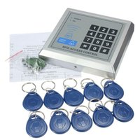 Wholesale Security RFID Proximity Entry Door Lock Access Control System User Keys