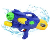 Wholesale Colorful summer beach toys for children centimeters large Water gun outdoor entertainment and sports toy guns LD