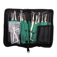 Wholesale 32 Pieces Klom Lock Pick Tools Set Lock Opener Locksmith Picking