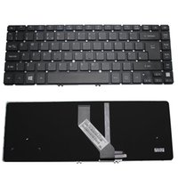 Wholesale New UK keyboard for Acer Aspire V5 G V5 P V5 V5 V5 P SERIES Replacement Keyboards with backlight K3104 UK