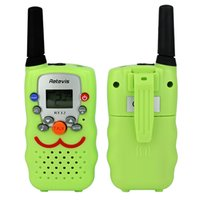 Wholesale New Walkie Talkie W Channels MHz UHF VOX lightweight unit comes packed full of essential features