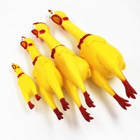 Wholesale H838 Large size of Bellow chicken trumpet Creative funny toys shrill cries tricky chicken funny toys despairing fighting chicken