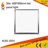 Wholesale LED panel light w mm LED panels recessed suspending indoor led Ceiling panel Lights fixtures