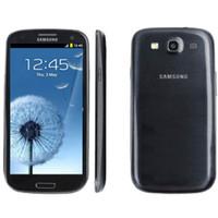 Wholesale 4 inch Original Samsung Galaxy S3 i9300 Smartphone Refurbished G Phone Quad Core GPS WIFI Cellphone Unlocked