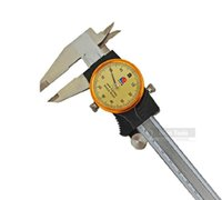Wholesale mm dial caliper Stainless steel vernier caliper gauge calipers micrometer pie de rey paquimetro ferramentas