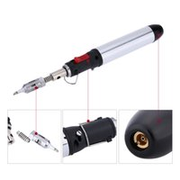 Wholesale High Capacity Flame Butane Gas Soldering Iron ml Pen Torch Tool For Outdoor Use