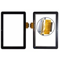aluminium glass windows - For Acer A200 Iconia Front Glass Touch Digitizer Screen Window Panel Replacement