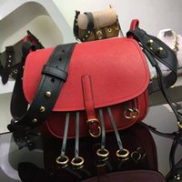 Wholesale New hot sell brand designer five colors head cross calfskin genuine leather top A quality luxury women crossbody shoulder bag