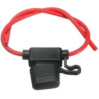 Wholesale PC Waterproof Car Auto A Amp In Line Blade Fuse Holder Fuses