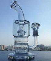 beaker uses - quot inches glass bongs Shower filter recycle water pipe mm Honeycomb filter Recycling use oil rigs beaker bong