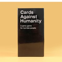 Wholesale Cards Game Humanites For Against UK US AU CA Basic Edition Basic Game Cards New And Sealed Ship