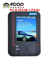 best quality gasoline - Best Quality Fcar F3 G F3 W F3 D For Gasoline Cars and Heavy Duty Trucks Fcar F3 G Hand Held Scanner Best Price