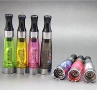 battery ce marking - CE4 Atomizer Clearomizer with CE Mark ml for eGo T Battery E Cigarette Cartomizer Colors High Quality Instock Fast Shipping CE4 Tanks