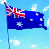 australian festivals - 90x150cm ft x ft Large Australia Nation Flags Australian National flag AU Festival Banner Flag Outdoor Bar Home Decor