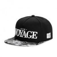 balls voyages - Brand C S WL BON VOYAGE CAP white flowrers brim baseball cap bone for men women snapback hat adult sports hip hop sun casual cap