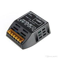 Wholesale Solar Charge Controller Solar Panel Battery Regulator Safe Protection Controle Regulator A V V