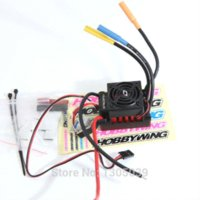 Wholesale QuicRun WP BL60 Sensorless Brushless Speed Controllers A ESC for Hobbywing QuicRun esc for rc planes esc