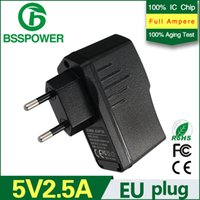 Wholesale Best price high quality usb wall charger travel adapter dc v a mA EU plug for mobile phone