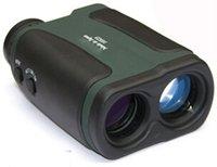 Wholesale Waterproof m Laser Rangefinder X25 Golf Rang Finder Vertical Height Horizontal Distance Measuring