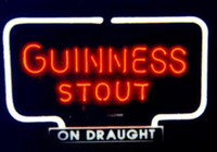 beer stout - Guinness Stout On Draught Neon Sign Custom Handmade Real Glass Tube Store Beer Bar KTV Club Hotel Advertisement Display Neon Signs quot X10 quot
