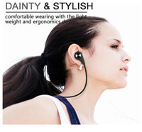 Wholesale Q9 QY9 Bluetooth Earphones Wireless Stereo Bluetooth Headphones SuperBass in Ear Headset for iphone samsung LG vs hbs Headset with box