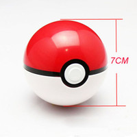 Wholesale 13Pcs Set cm Inches Pikachu Action Figures PokeBall Fairy Super Ball Poke Ball Kids Toys Gift