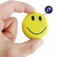 Sourire vidéo Prix-Nouveau Smile Face Spy Caméra Mini DVR Video Recorder caméra cachée Cam Covert DV