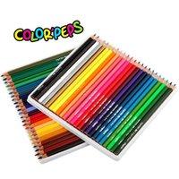 Wholesale 2016 Hottest Colorful Painting pens Maped Colors secret garden leisure amusement drawing books painting pens DHL Fedex Free